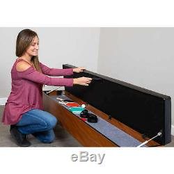 Sherwood 7-ft Air Hockey Table withBenches