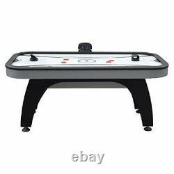 Silverstreak 6-Foot Air Hockey Game Table for Family Game Rooms with