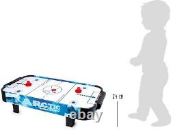 Small Foot Air Hockey 9878 Game Table Disc Puck Sports Game Ice