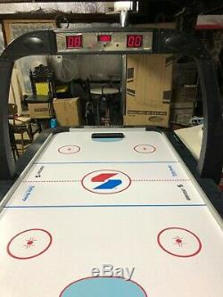 Sportcraft Air Hockey Table with Electronic Scoreboard