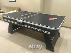 Sportcraft Air Hockey and Table Tennis