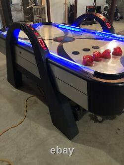 Sportcraft Air Powered Turbo Hockey Table with Lights