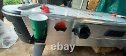 Sportcraft Turbo Air Hockey Table -Arcade size- 7 1/2 feet long LOTS OF FUN