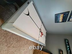 Sportcraft air hockey and ping pong table 7ft x 42in local pickup only