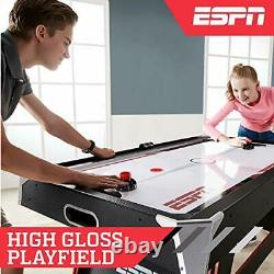 Sports Air Hockey Game Table Indoor Arcade Gaming Set with Electronic Score Sy