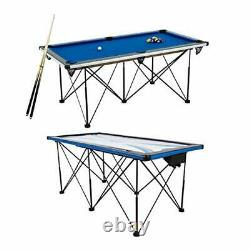 Sports Pop Up Game Tables Air Hockey and Triumph 72 Pop Up Air Hockey Table