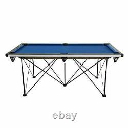 Sports Pop Up Game Tables Triumph 6' Pop Up Portable folding Billiard Table