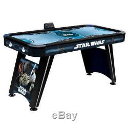 Star Wars Galactic Face-Off 5-Foot Air Hockey Table