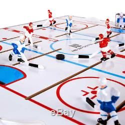 Supreme Dome Stick Hockey with LED Electronic Scorer for Family Game Room @@