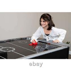 Triple Threat 6-ft 3-in-1 Multi Game Table