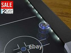 Triumph Lumen-X Lazer 6 Interactive Air Hockey Table Featuring All-Rail LED L