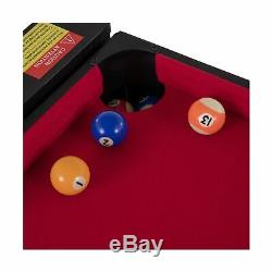 Triumph Table Air Hockey Billiards Table Tennis Launch Football Swivel 45 6730