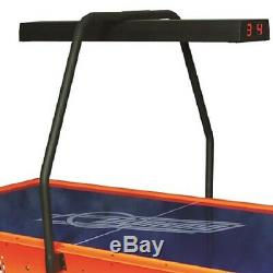 Valley-Dynamo Pro Style 7' Air Hockey Table with Overhead Light