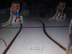 Vintage Bobby Hull Official Munro Table Hockey Maple Leafs Canadiens Game 1960's